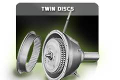 Twin disks